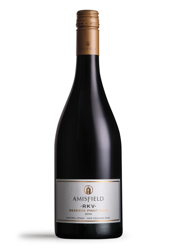 Image result for Amisfield RKV Reserve Central Otago Pinot Noir 2014